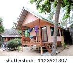 koh phangan  thailand   08 08...   Shutterstock . vector #1123921307