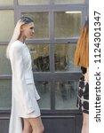 milan  italy   june 16 ... | Shutterstock . vector #1124301347