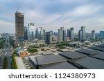 nanjing  china   on june 27... | Shutterstock . vector #1124380973
