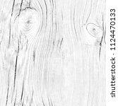 seamless white wood texture | Shutterstock . vector #1124470133
