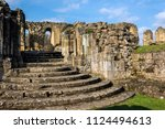 Ancient Steps   Byland Abbey ...