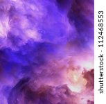 surreal  stormy clouds shading... | Shutterstock . vector #112468553