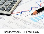 accounting | Shutterstock . vector #112511537