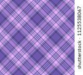seamless tartan vector pattern | Shutterstock .eps vector #1125538067