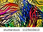 abstract background of... | Shutterstock . vector #1125610613