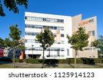 hoofddorp  the netherlands  ... | Shutterstock . vector #1125914123