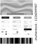 light gray vector material...