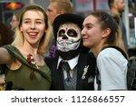 moscow  russia   june 29  2018  ... | Shutterstock . vector #1126866557