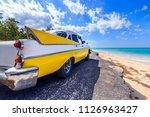 vinales  february 4  classic... | Shutterstock . vector #1126963427
