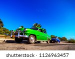 vinales  february 4  classic... | Shutterstock . vector #1126963457