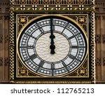 Big Ben  London Uk   New Year ...