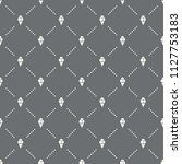 seamless ice cream pattern on a ...