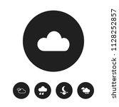 set of 5 editable air icons....