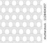vector seamless texture. modern ...   Shutterstock .eps vector #1128404357