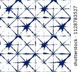 geo pattern  japanese kimono...   Shutterstock .eps vector #1128783527