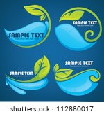 Vector Collection Of Water And...