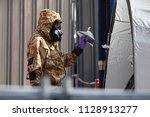 salisbury  uk   july 6  2018 ...   Shutterstock . vector #1128913277