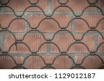 texture repetition of elements...   Shutterstock . vector #1129012187
