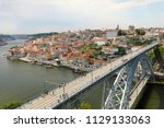 view of the historic city of... | Shutterstock . vector #1129133063