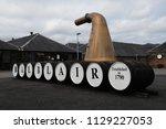 edderton  scotland   june 08... | Shutterstock . vector #1129227053