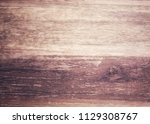 wood background texture space... | Shutterstock . vector #1129308767