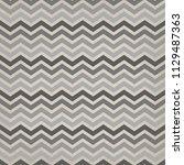 retro chevron striped...   Shutterstock . vector #1129487363