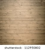 wooden panels, wall - stock photo