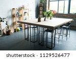 background shot of creative art ...   Shutterstock . vector #1129526477