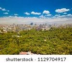 mexico city   chapultepec... | Shutterstock . vector #1129704917