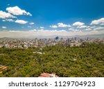 mexico city   chapultepec... | Shutterstock . vector #1129704923