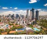 mexico city  mexico   circa... | Shutterstock . vector #1129706297