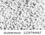 vintage white light fresh... | Shutterstock . vector #1129744967