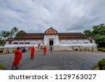 luang prapang  laos june 29... | Shutterstock . vector #1129763027