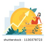 vector flat style illustration... | Shutterstock .eps vector #1130378723