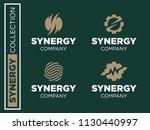 modern professional vector set  ... | Shutterstock .eps vector #1130440997
