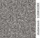 vector seamless pattern.... | Shutterstock .eps vector #1130812283