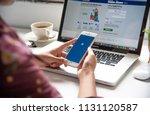 lamphun  thailand   july 8 ... | Shutterstock . vector #1131120587