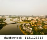 may 2018 putrajaya  malaysia  ...   Shutterstock . vector #1131128813