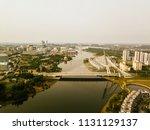 may 2018 putrajaya  malaysia  ...   Shutterstock . vector #1131129137