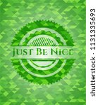 just be nice realistic green... | Shutterstock .eps vector #1131335693