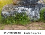 close up of large granite... | Shutterstock . vector #1131461783