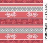 seamless vector decorative... | Shutterstock .eps vector #1131471323