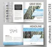 templates for square design bi... | Shutterstock .eps vector #1131547253