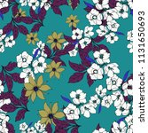 abstract elegance pattern with...