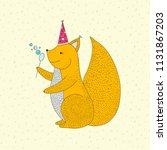 birthday vector illustration...   Shutterstock .eps vector #1131867203
