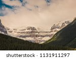 beautiful canadian mountains... | Shutterstock . vector #1131911297