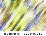 colorful sloping blurred... | Shutterstock . vector #1131987353