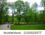 vilnius  lithuania   21 april... | Shutterstock . vector #1132023377