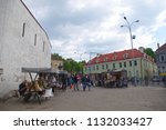 vilnius  lithuania   21 april... | Shutterstock . vector #1132033427