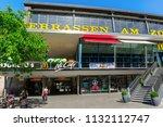 berlin  germany   may 08  2018  ... | Shutterstock . vector #1132112747